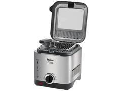Fritadeira com Óleo Philco Deep Fry Inox 1,8 Litros 900W - 1