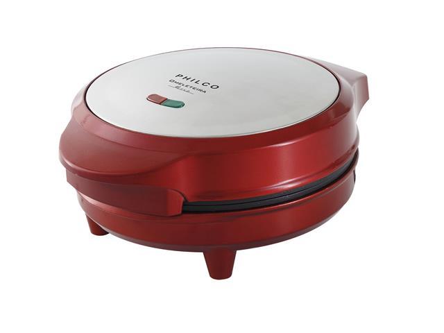 Omeleteira Elétrica Philco Retrô POM01V Vermelha 800W