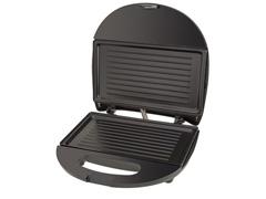 Mini Grill e Sanduicheira Philco Inox Preto 750W - 1