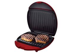 Mini Grill e Sanduicheira Philco Inox Vermelho 750W - 4