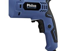 Furadeira de Impacto Philco Force PFU01M com Maleta 650W - 3