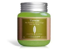 Sais Esfoliantes para o Corpo Verbena L'Occitane en Provence 400g