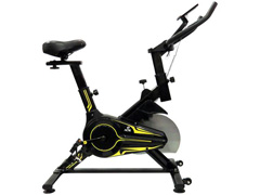 Bicicleta para Spining Acte E16 Display Digital