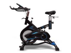 Bicicleta para Spining Acte E17 PRO Preto e Azul - 1