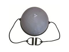 Meia Bola Bosu Ball Acte T19 com Extensor mais Bomba