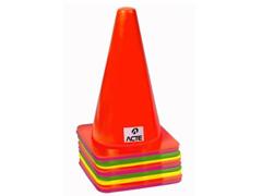 Cones de Agilidade Acte T73 10 Unidades Sortidos - 1