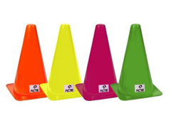 Cones de Agilidade Acte T73 10 Unidades Sortidos