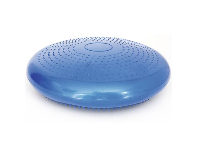 Disco de Equilíbrio Acte T6-AZ com Bomba de Ar Azul