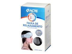 Faixa para Relaxamento Acte R4 Cinza - 3