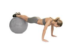 Bola de Ginástica Gym Ball Acte T9-55 com Bomba de Ar Prata 55cm - 2