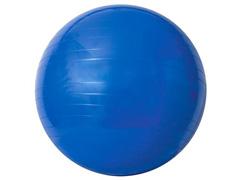 Bola de Ginástica Gym Ball Acte T9 com Bomba de Ar Azul 65cm