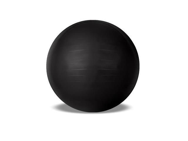 Bola de Ginástica Gym Ball Acte T9-PTO Preta 65cm