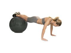 Bola de Ginástica Gym Ball Acte T9-85 Chumbo 85cm - 1