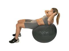 Bola de Ginástica Gym Ball Acte T9-85 Chumbo 85cm - 3