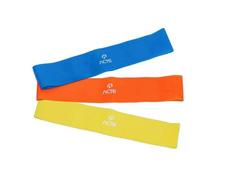 Kit Mini Band Acte T71 3 Níveis de Resistência