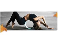 Roda para Yoga e Pilates Acte T170 Magic Wheel - 3