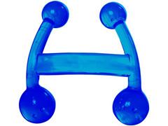Massageador Manual Acte T152-AZ com 4 Esféras Azul - 1