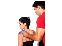 Massageador Manual Acte T152-AZ com 4 Esféras Azul - 3