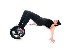 Roda Multifuncional Acte T50 para Exercícios Abdominais - 3