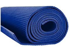 Tapete para Yoga Acte T11 Texturizado Mat Azul - 1