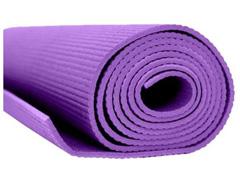 Tapete para Yoga Acte T10 Texturizado Mat Roxo - 1