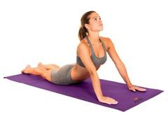 Tapete para Yoga Acte T10 Texturizado Mat Roxo - 3