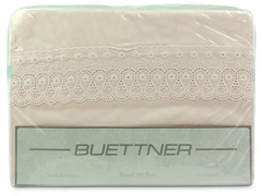 Jogo de Cama Queen Buettner 300 Fios Renascença 4 Peças Pérola - 3