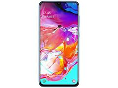 """Smartphone Samsung Galaxy A70 128GB 6GB Tela 6.7"""" Câm 32+5+8MP Azul - 2"""