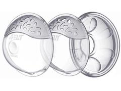 Concha para Seio Philips Avent SCF157/02 Transparente - 1