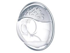 Concha para Seio Philips Avent SCF157/02 Transparente - 3