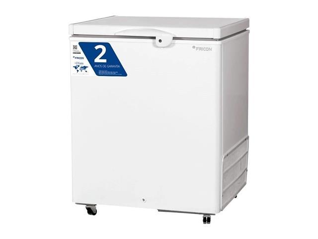 Freezer Horizontal Fricon HCED 216 Litros