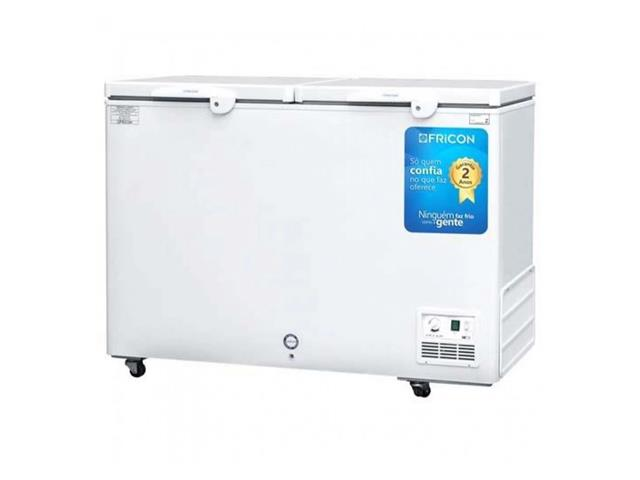 Freezer Horizontal Fricon HCED 411 Litros