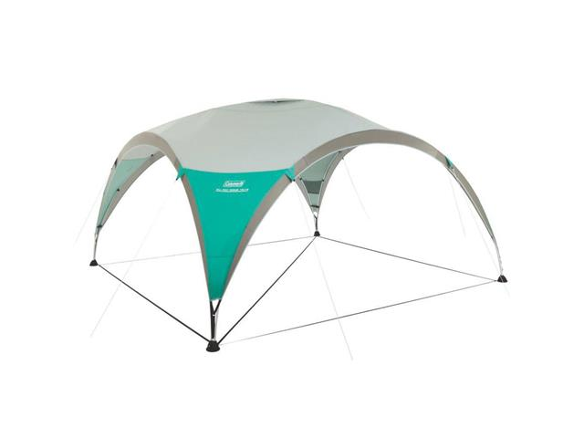 Tenda Gazebo Coleman All Day Estrutural 3,7x3,7x2 Metros