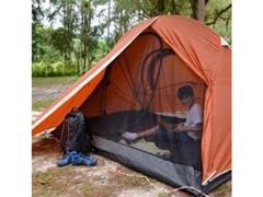 Barraca de Camping Coleman Hooligan Laranja com Sobreteto 2 Pessoas - 4
