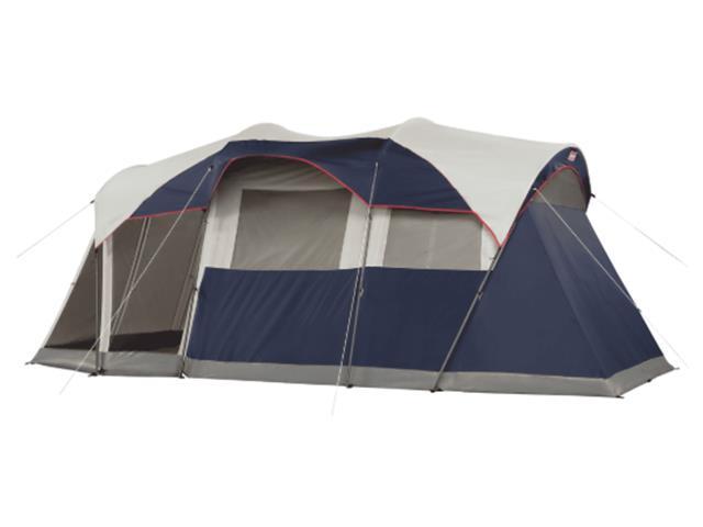 Barraca de Camping Coleman EliteWeathermaster com Iluminação 6 Pessoas