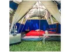 Barraca de Camping Coleman EliteWeathermaster com Iluminação 6 Pessoas - 3
