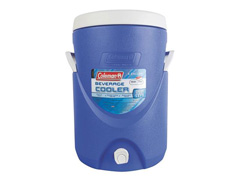 Jarra Térmica Coleman 5 Gallon com Torneira 18 Litros Azul - 2