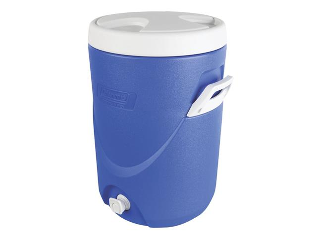 Jarra Térmica Coleman 5 Gallon com Torneira 18 Litros Azul