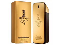 Perfume 1 Million Paco Rabanne Masculino Eau De Toilette 200Ml - 1