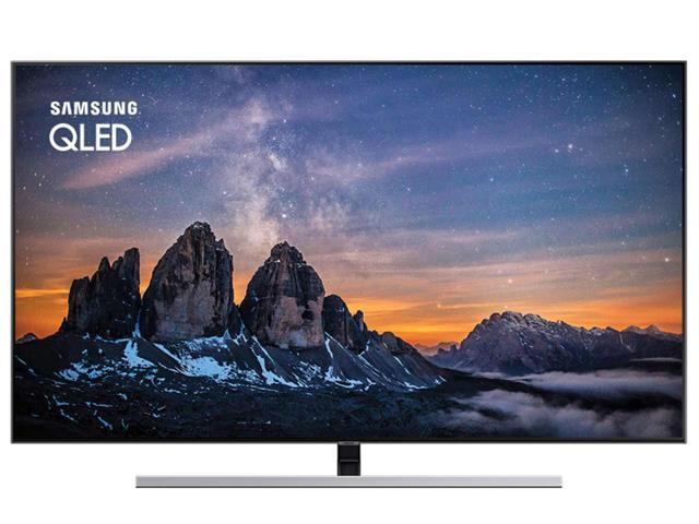 """Smart TV QLED 65"""" Samsung Ultra HD 4K 4 HDMI 3 USB Wi-Fi Full Array 8x"""