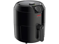 Fritadeira Elétrica sem Óleo Arno Air Fry Super Preta 1400W - 1