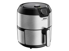 Fritadeira Elétrica sem Óleo Arno Air Fry Super Inox 1400W - 1