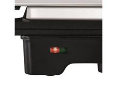 Grill e Sanduicheira Arno Dual Inox 1100W - 4