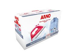Ferro de Passar à Vapor Arno Steam Essential FE10 Rosa e Branco - 4