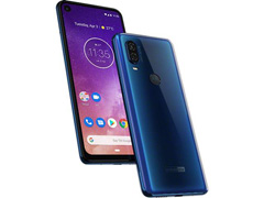 "Smartphone Motorola One Vision 128GB 6.3"" 4G Câmera 48+5MP Azul Safira - 2"