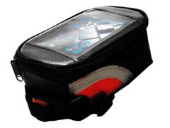 Bolsa com Porta Celular Atrio BI022 para Bicicleta Impermeável - 1