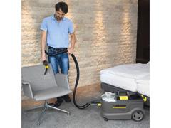 Limpadora e Extratora Karcher Puzzi 10/1 Carpetes e Estofados - 6