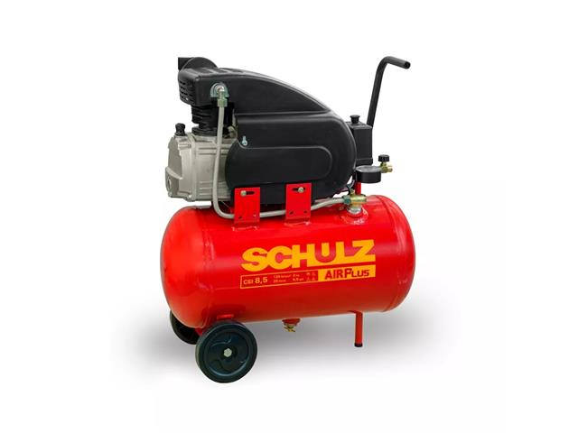 Compressor de Ar Schulz Air Plus CSI 8,5 PCM 25 Litros