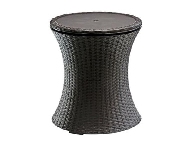 Cool Bar Keter Rattan Marrom