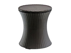 Cool Bar Keter Rattan Marrom - 0